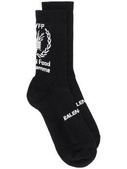 Balenciaga носки World Food Programme 612953472B4