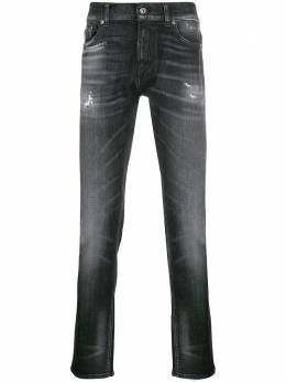 7 For All Mankind джинсы скинни Ronnie JSD4A550WB