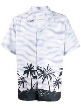 Noon Goons рубашка с короткими рукавами и принтом Palm NGFW19021