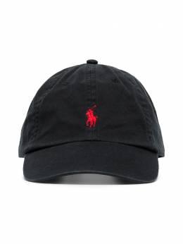 Polo Ralph Lauren кепка с вышитым логотипом 710548524