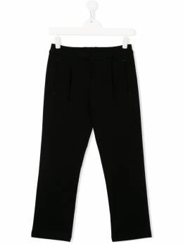 Fendi Kids брюки прямого кроя JMF210A6IK
