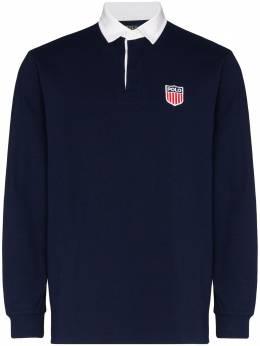 Polo Ralph Lauren рубашка-регби с логотипом 710781173001