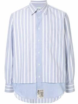 Aries полосатая рубашка с длинными рукавами FQAR40212