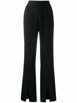 Vivetta расклешенные брюки с разрезами V2S0B0815336