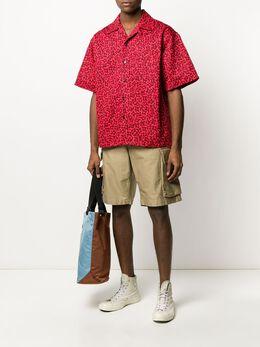 Marni рубашка с короткими рукавами CUMU0054A0S52590