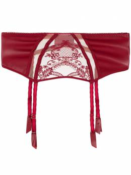 Loveday London пояс для чулок Le Rouge LEROUGESUSPENDERBELT