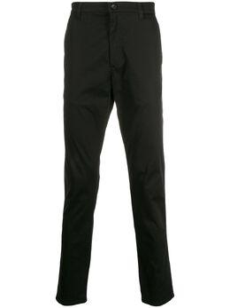 John Varvatos брюки чинос скинни Lenny P965V4BBMEA