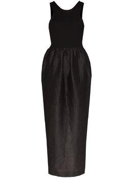 Toteme платье макси Nonza 201602714