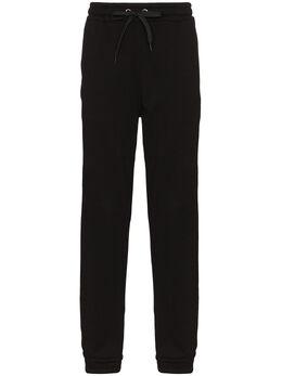 Burberry спортивные брюки Atler со вставками Vintage Check 8025685