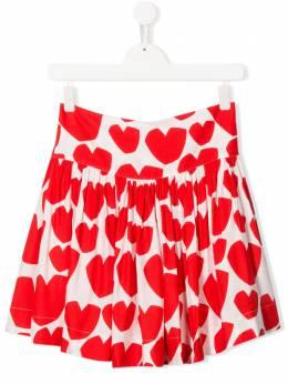 Stella McCartney Kids юбка с принтом 588613SOK55