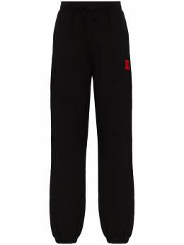 424 спортивные брюки с нашивкой-логотипом 424CPSS200031