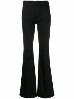 Mother расклешенные джинсы с завышенной талией 1405180