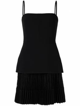 Dion Lee платье мини со складками A9625F19