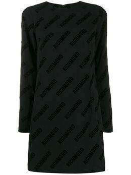 John Richmond платье Otis с логотипом RWA19255VE