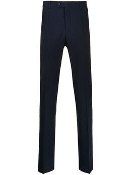 Lanvin клетчатые брюки строгого кроя RMTR0004N010P20