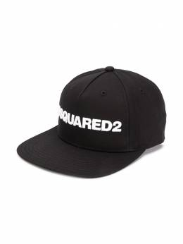 Dsquared2 Kids бейсболка с вышитым логотипом DQ03YMD00YTDQ90J