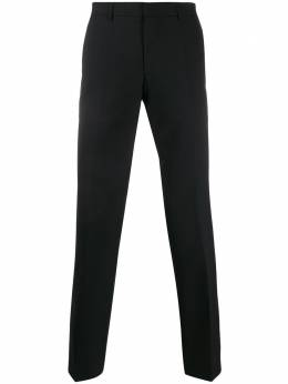 Boss by Hugo Boss строгие брюки прямого кроя 50427173