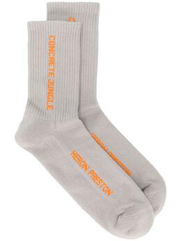 Heron Preston носки Concrete Jungle HMRA002S207690230519