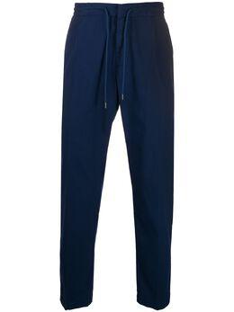 Boss by Hugo Boss брюки кроя слим с эластичным поясом 50425554