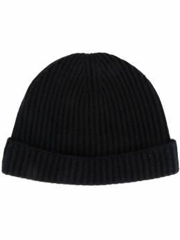 N.peal шапка в рубчик NPA017
