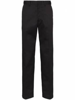 Wacko Maria твиловые брюки чинос GP104ABLANKLINEZACK01