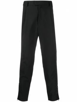 Les Hommes брюки строгого кроя LIP122307B