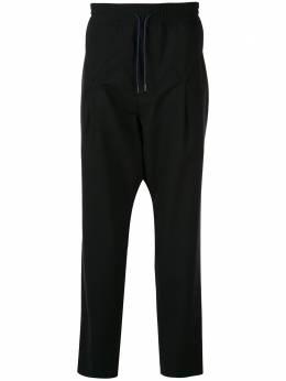 Yoshiokubo брюки с низким шаговым швом YKF19403