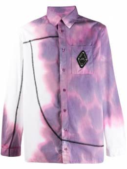 A-Cold-Wall* рубашка с принтом SB04BWB