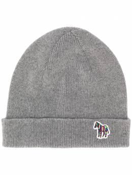 Ps by Paul Smith шапка бини с логотипом M2A582EAV250