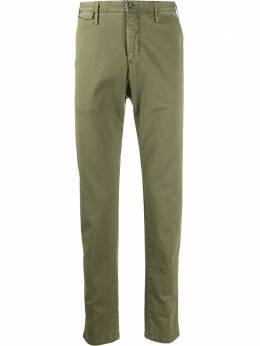 Pt01 брюки чинос с вышивкой COTTSAZ10WOLNU01