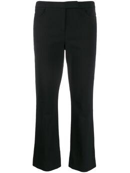 Theory укороченные брюки прямого кроя J0504218