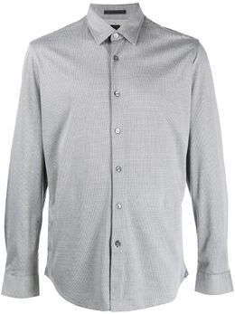 Boss by Hugo Boss клетчатая рубашка 50421106