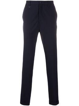 Emporio Armani брюки скинни с завышенной талией 51P35S51573