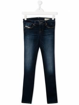 Diesel Kids джинсы скинни средней посадки 00J3S6KXB3U