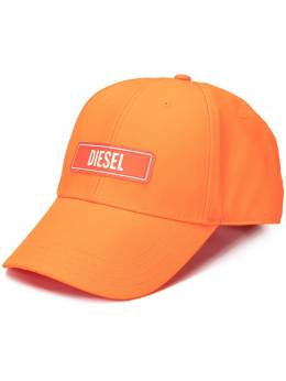 Diesel кепка с нашивкой-логотипом 00SI7R0CAXJ