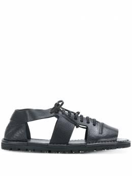 Marsell сандалии на шнуровке MWG20067663