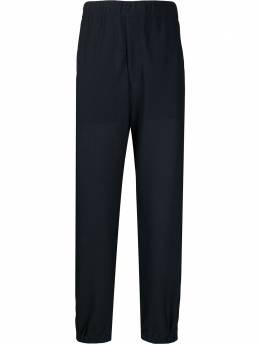 Giorgio Armani брюки строгого кроя с эластичным поясом 0SGPP0BDJ0008