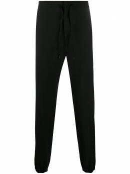 Z Zegna зауженные брюки с кулиской 7ZF22273V4C1