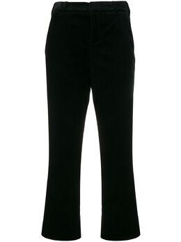 Zadig & Voltaire укороченные брюки Posh SJCA0101F
