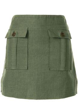 Venroy юбка мини прямого кроя WPPSKIRTARM