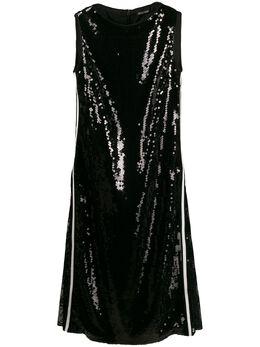 Ermanno Ermanno Scervino платье А-силуэта с пайетками AB06PAI