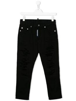 Dsquared2 Kids джинсы скинни DQ02VLD00Y4
