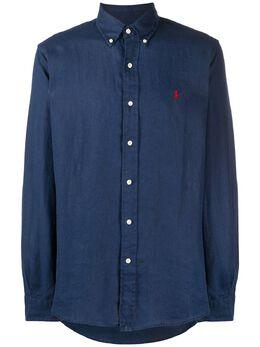 Polo Ralph Lauren рубашка из ткани шамбре 710794141