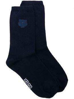 Kenzo носки с нашивкой-логотипом F868SW240JSE
