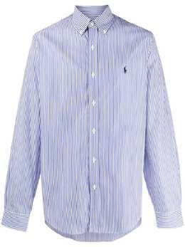 Polo Ralph Lauren полосатая рубашка на пуговицах 710705269