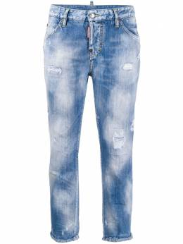Dsquared2 укороченные джинсы Cool Girl S75LB0318S30309