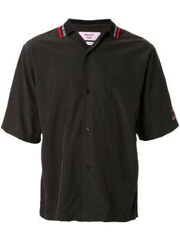 Martine Rose рубашка с короткими рукавами и логотипом MRSS20425