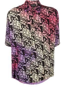 Mauna Kea рубашка с принтом MKU109