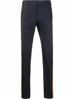 Valentino брюки с контрастной вставкой TV0RBE50665