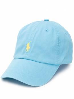 Polo Ralph Lauren бейсболка с вышитым логотипом 710673213